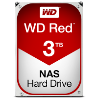 WD WD30EFRX Red 3.5