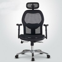 Inkagu M28-1 Mesh Executive Chair Black Mesh