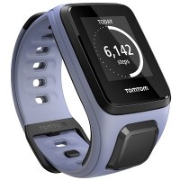 TomTom Spark Cardio + Music + HRM Fitness Watch (Purple - Size S)