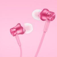 XiaoMi Basic Earphones + Mic (ZBW4310GL) (Pink)