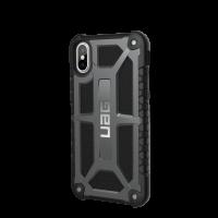 UAG iPhone X Monarch Case (Graphite)