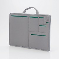 Elecom Bag for [10.6 to 12.9 inch] Tablets (Grey)