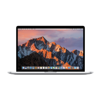 MacBook Pro (15-inch) with Touch Bar (Silver) 2.8GHz quad-core (Intel Core i7 processor, 16GB, 256GB SSD storage)