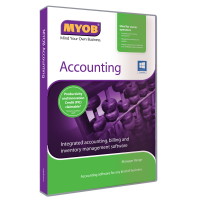 MYOB Accounting V24
