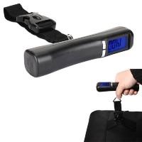 PLG LS-121501 Luggage Scale (Black)