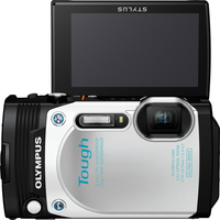 Olympus Stylus Tough TG-870 Camera (White)