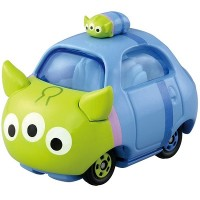 Tomica Disney Motors Tsum Tsum Alien (Top)