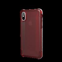 UAG iPhone X Plyo Case (Crimson)