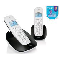 Vtech ES1610A-T Bluetooth Mobile Connect Cordless Phone (Black)