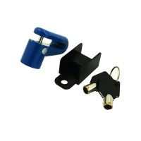 PRS RH352 Mountain Bike Lock (Blue)