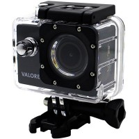 Valore 1080p Full HD Action Camera (VMS50) Black