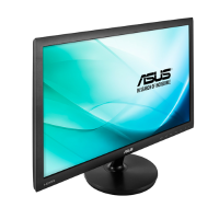 ASUS VS247HV Monitor (23.6 inch, 5ms Response time, Resolution 1920 x 1080)