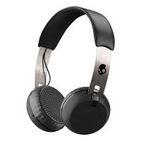 SkullCandy Grind Wireless Headphones Black/Chrome (S5GBW-J539)