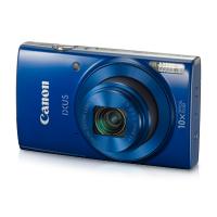 Canon IXUS 190 Compact Camera (Blue)