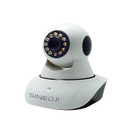 Sineoji PT498V HD Wireless Pan & Tilt IP Camera with SD Card Slot