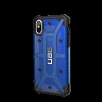 UAG iPhone X Plasma Case (Cobalt)