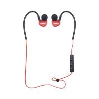 PLG Wireless Sport Earphone (Red)