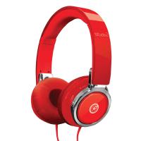 Sonic Gear Earpump Studio 2 Headphone (Red)