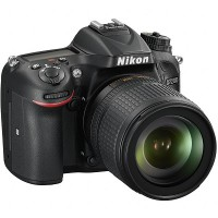 Nikon D7200 Kit with AF-S 18-105mm VR DX