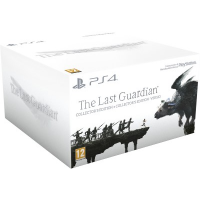 PS4 The Last Guardian Collector Edition