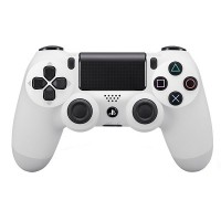 SONY DUALSHOCK4 PS4 Wireless Controller - Glacier White (CUH-ZCT2G)