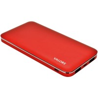 Valore 10000mAh Power Bank (PB12) (Red)