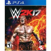 PS4 WWE 2K17 (NC-16)