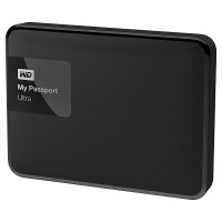WD My Passport Ultra 4TB HDD (Classic Black)