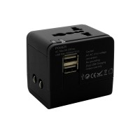 VALORE Multi-Function Travel Adapter (V-AC211) Blue