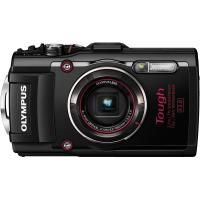 Olympus TG4 Digital Camera (Black)