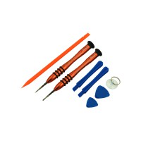 PRS PS-I06 8 in 1 8Pin Series Tool Set for iPhone (Orange)