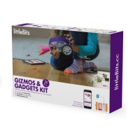 littleBits - Gizmos & Gadgets kit, 2nd Edition