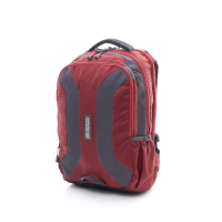 American Tourister Asia Insta LP Backpack (Red)