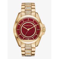 Michael Kors MKT5002 Access Touch Screen Bradshaw Smartwatch (Gold)