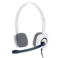 Logitech H150 Headset (White)