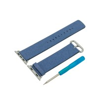 PRS WH-01 Watchband For i Watch 2 38MM (Cyan)