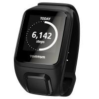 TomTom Spark Cardio GPS Fitness Watch (Black - Size L)