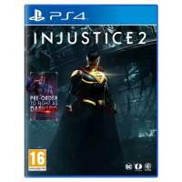 PS4 Injustice 2 Standard Edition (NC-16)