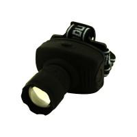 PLG RH372 Bicycle Headlight (Black)