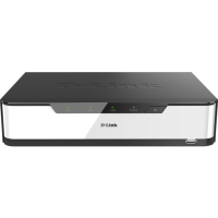 D-Link DNR-2020-04P JustConnect 16-Channel PoE Network Video Recorder