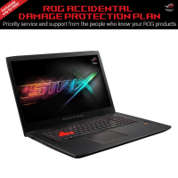 [Demo Set] Asus GL702VM-GC250T Gaming Notebook (Intel i7, 24GB RAM, 1TB HDD + 256 SSD, GTX1060(6G)
