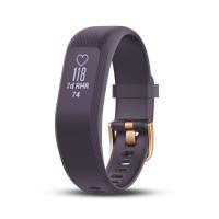 Garmin Vivosmart 3 Heart Rate Fitness Tracker (Purple/Regular Size)