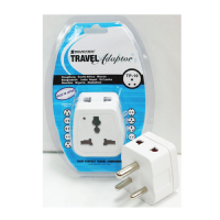 SoundTeoh TP10 Travel Adaptor