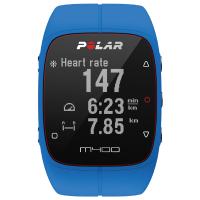 Polar M400 GPS Sports Watch (Blue)