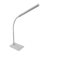 Morries MS8204D 7W LED Table Lamp (White)