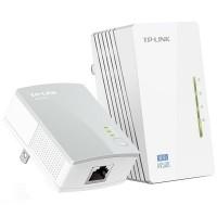 TP-LINK 300Mbps AV600 Wi-Fi Powerline Extender (TL-WPA4220KIT)