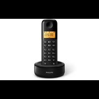 Philips D1301B Cordless Phone 1.6inch display