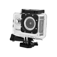 Valore 1080P Full HD Action Camera (VMS54) (Silver)