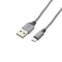 PLG PX-CB-010 Mirco USB Cable (Black)