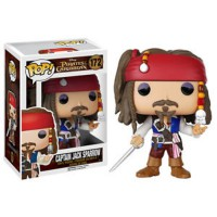 Funko POP Disney Pirates (#172 Jack Sparrow)